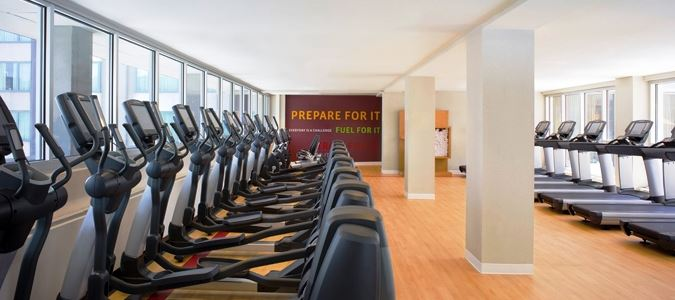 Sheraton Fitness programmed by Core Performance