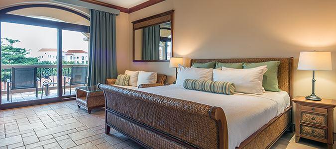 Luxury Hotel Guestroom