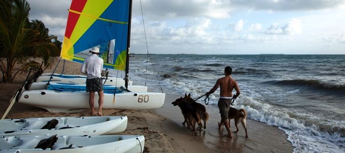 Catamarans and Kayaks