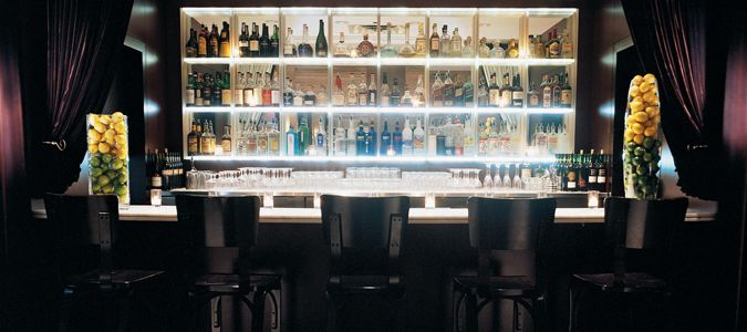 The Living Room Bar