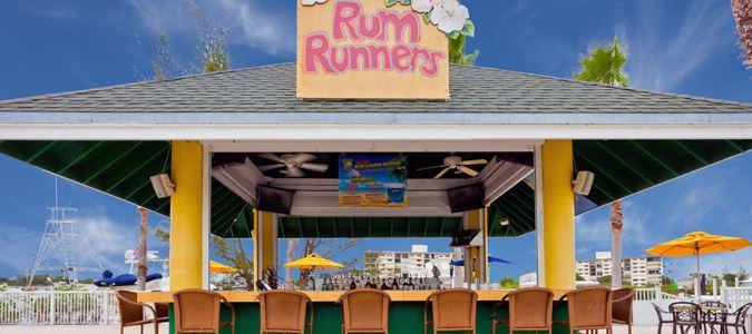 Rum Runners Pool Bar