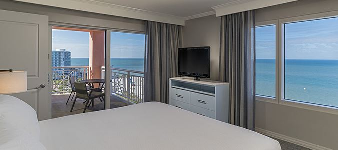 Two Bedroom Gulf Front Suite