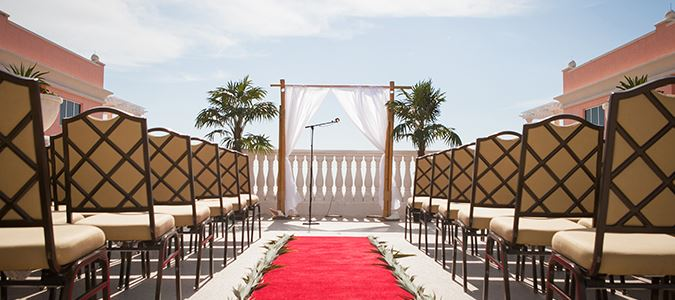 Sky Terrace Weddings