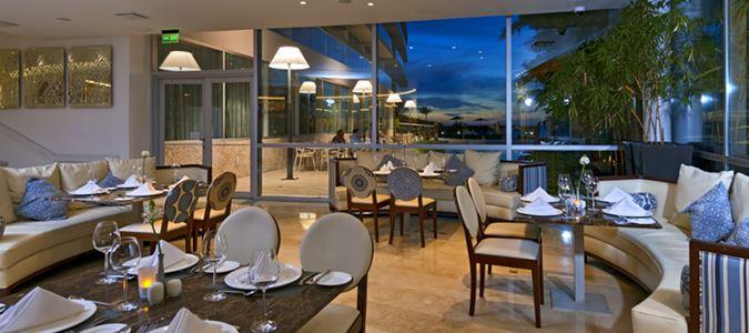 Blue Restaurant and Lounge Bar