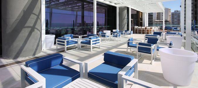 Sunset Pool Terrace