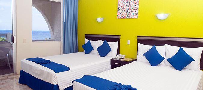 Standard Oceanview Guestroom