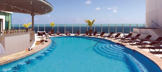 Pool and Sky Bar