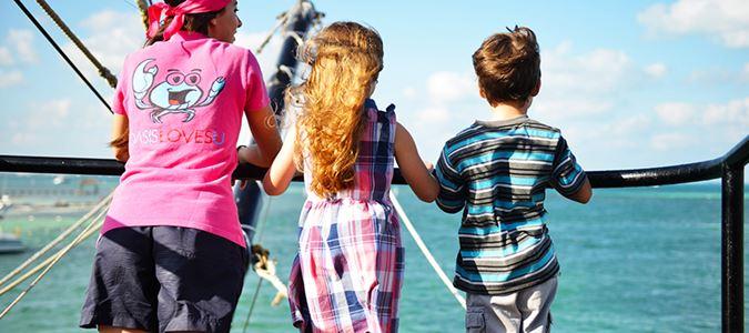 Kids Club Pirate Adventures
