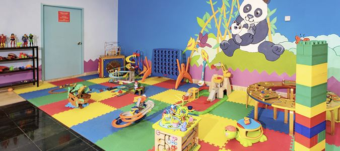 Kids Club Playroom