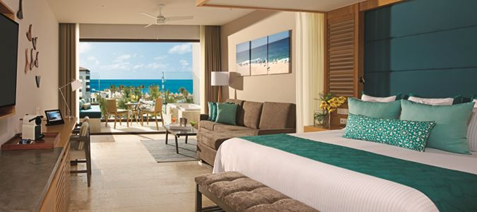 Junior Suite Partial Oceanview