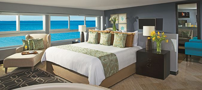 Preferred Club Junior Suite Oceanfront