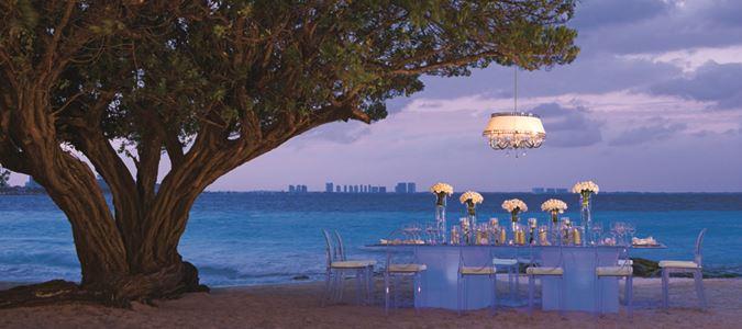 Beach Reception