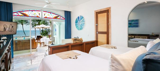 Junior Suite Veranda Oceanfront