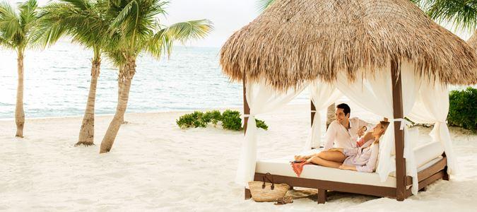 VIP Beach Lounger