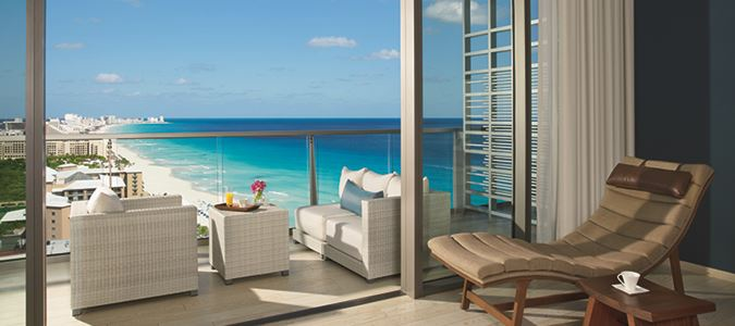 The Preferred Club Junior Suite Oceanview