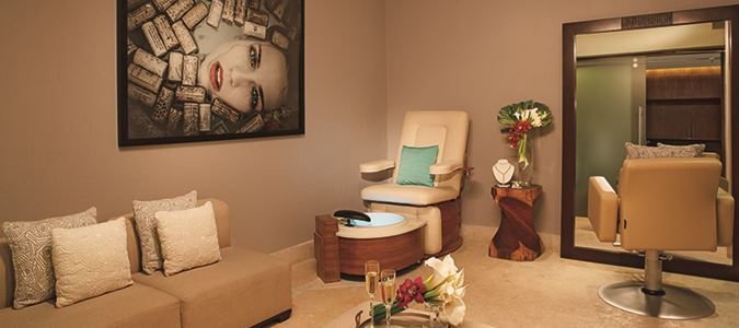 Spa Bridal Suite