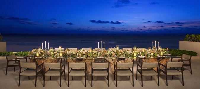 Terrace Receptions