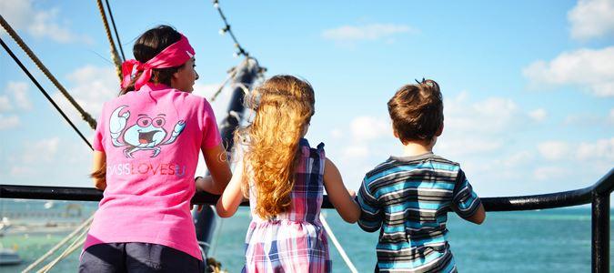 Captain Hook Pirate Adventure Cruise