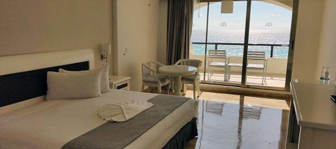 Golden Guestroom