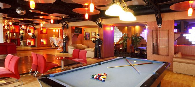 Sixtie's Bar
