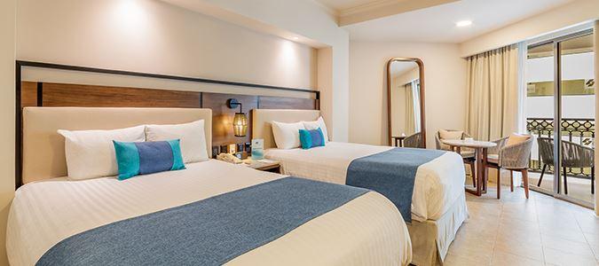 Luxury Lagoon View Guestroom