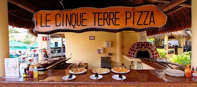 Cinque Terre Pizza