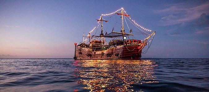 Kinky On Board Ocean Cruises