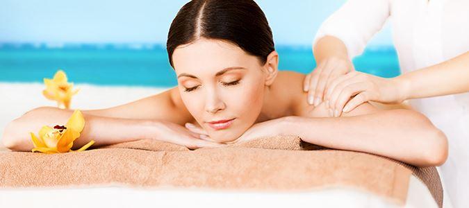 Beachfront Spa Treatments