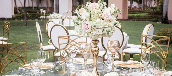 Lavish Daydream Wedding