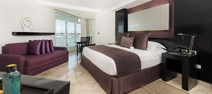 Superior Deluxe Lagoon View Guestroom