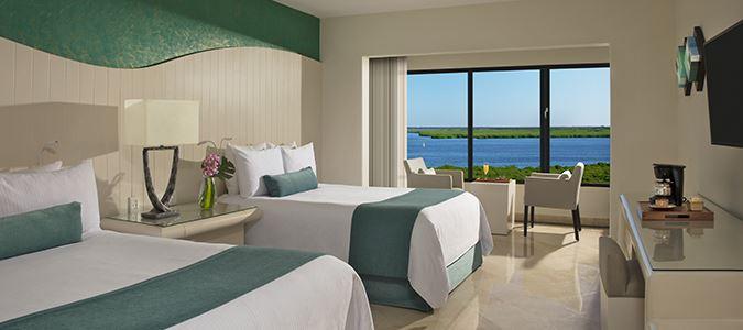 Preferred Club Oceanview Guestroom