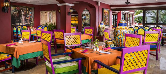 Tex-Mex Restaurant