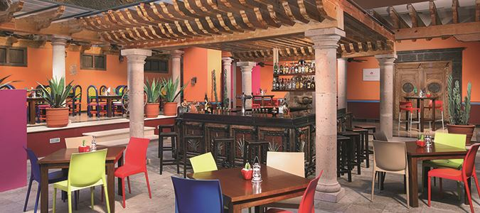 Hacienda Sarape Agave Bar