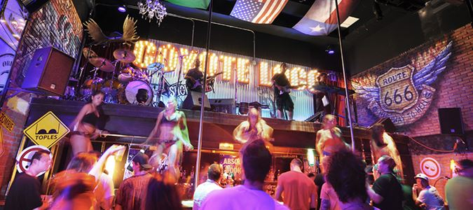 Coyote Loco Night Club