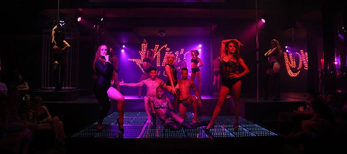 Red Kinky Night Club: variety shows