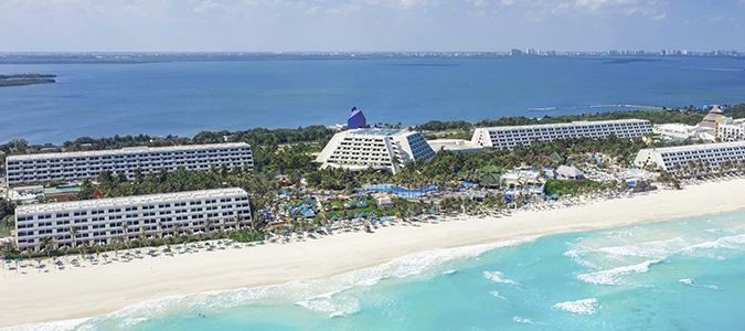 Largest Beachfront in Cancun