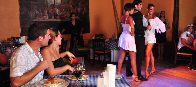 Restaurant Shows