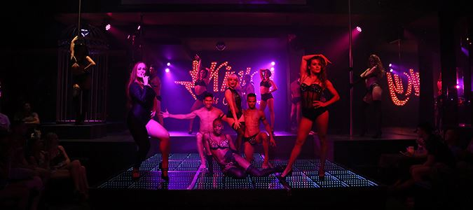 Kinky Night Club: Variety Shows