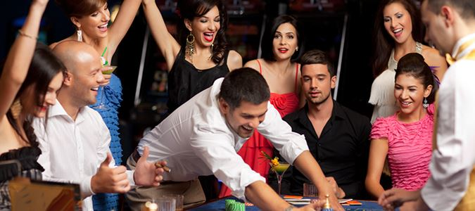 Cancun's Only Full Gaming Casino-in-a-Resort