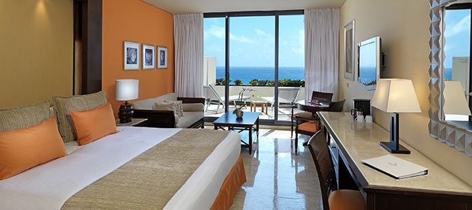 Paradisus Junior Suite Oceanview