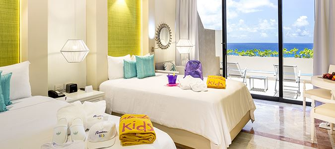 Family Concierge Suite Oceanview