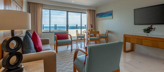 Oceanview Presidential Suite