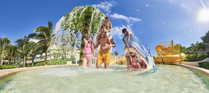 Kids Water Play Pool