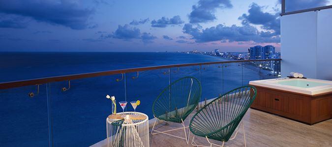 Altitude Master Suite Oceanfront
