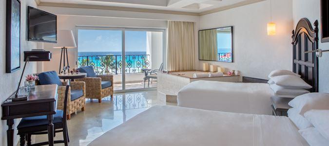 Oceanfront Junior Suite Double
