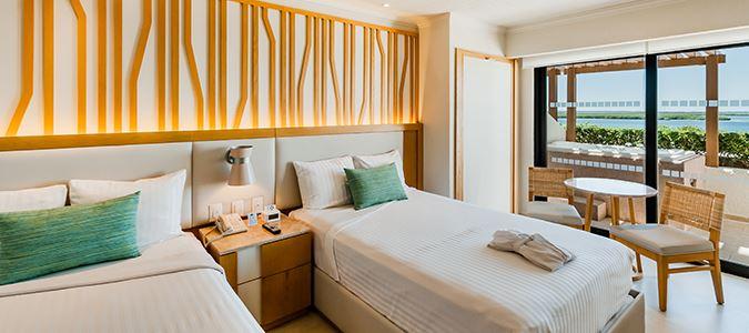 Deluxe Lagoon View Guestroom