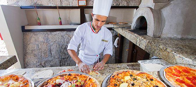 Pizzalissima Restaurant
