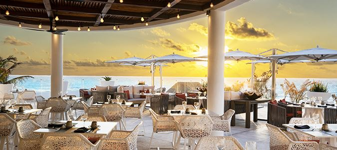 Blanc Terrace Restaurant