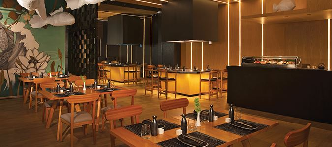 Chopsticks Restaurant Rendering