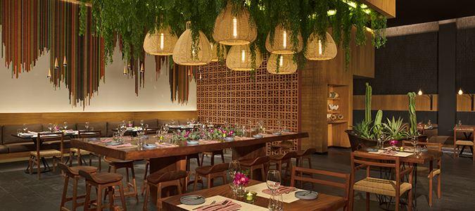 Cayenne Restaurant Rendering